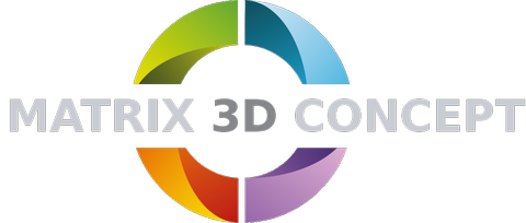 MATRIX3D - LOGO